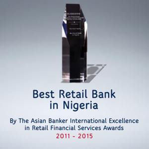 BEST RETAIL BANK IN NIGERIA